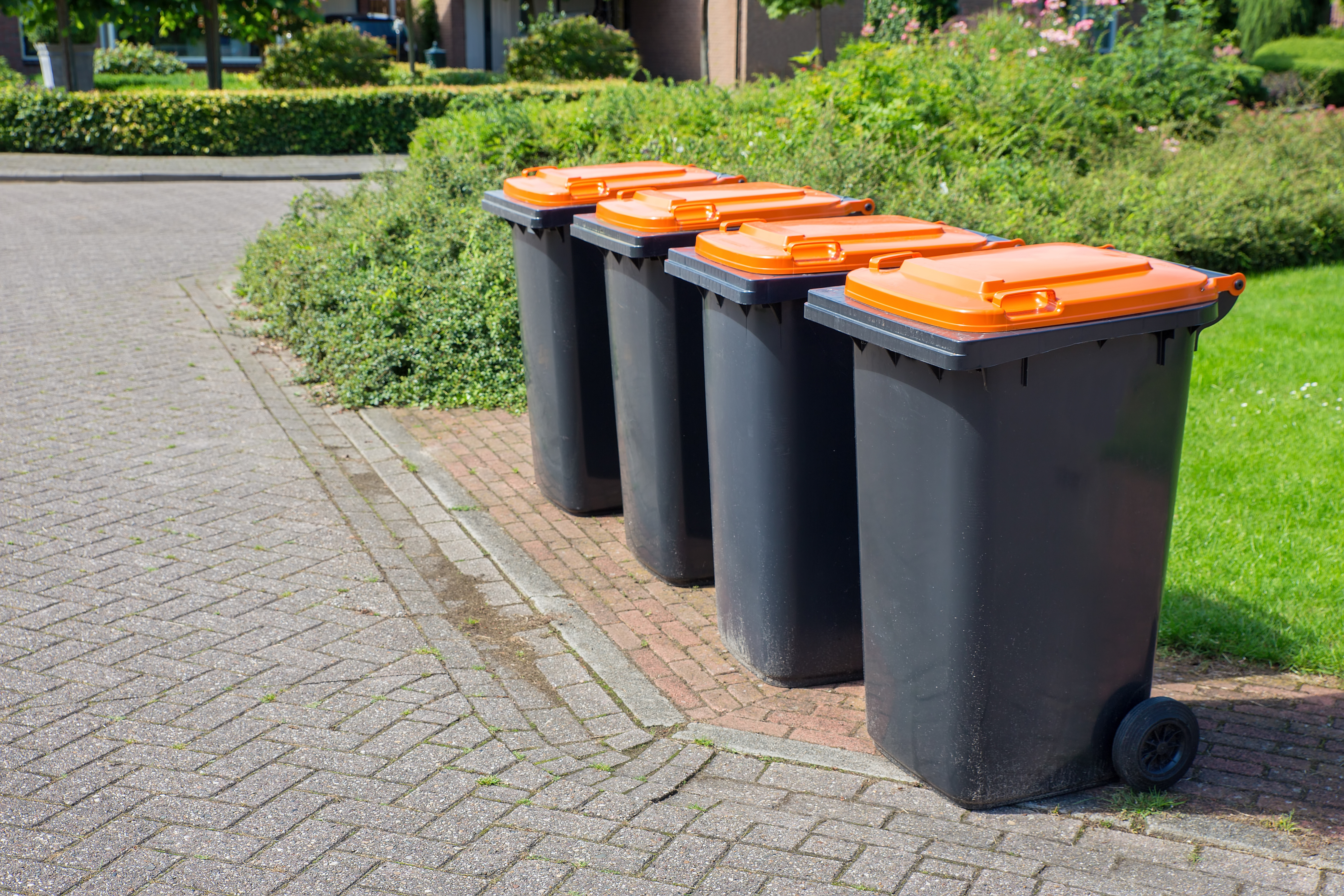 Dustbin Cleaning Services